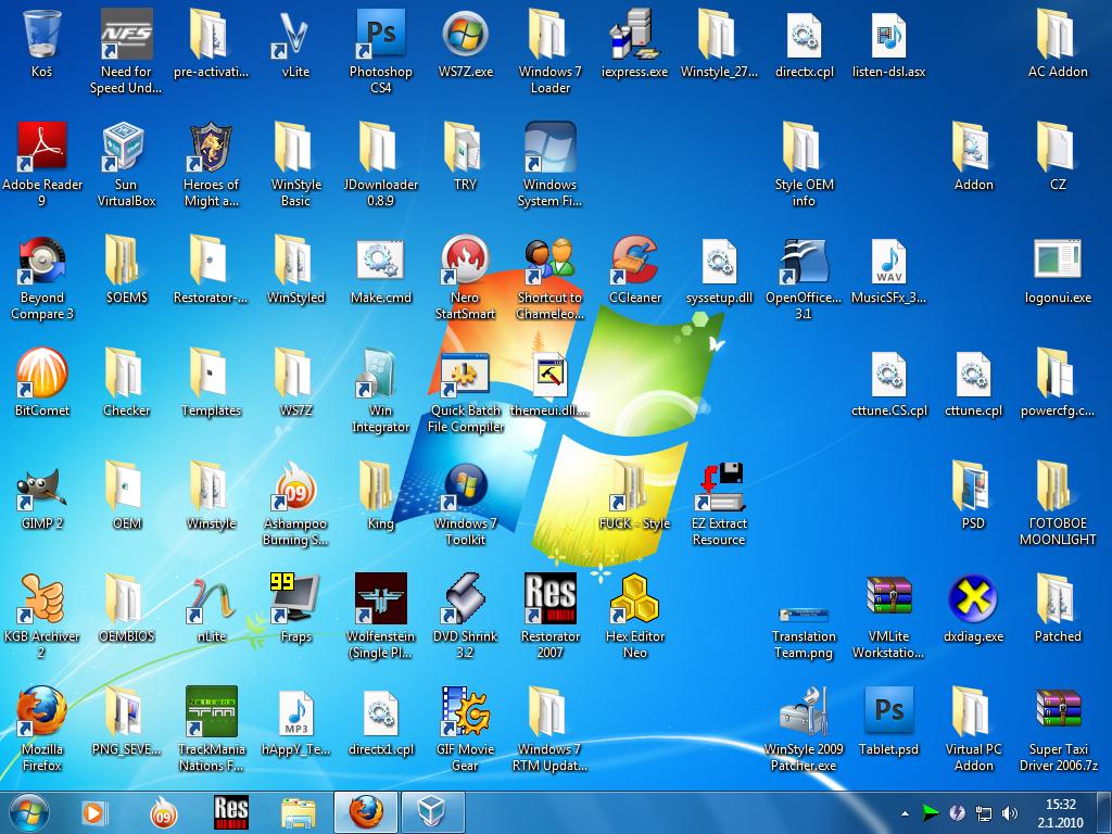 Clean Up Your Desktop 183 Stonehill College