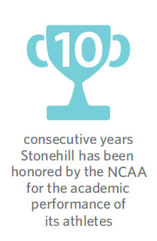 Ten consecutive years Stonehill