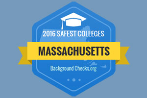 Public Safety Organization Ranks Stonehill Among Safest Colleges in Massachusetts