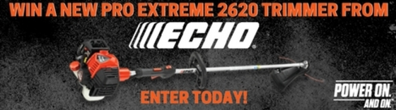 Enter to win a chainsaw!