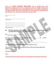 Landlord tenant legal forms landlord station letter from landlord to tenant that sublease granted rent paid by subtenant but tenant still liable for rent and damages thecheapjerseys Image collections