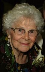 """Agatha """"Gathy"""" (Ring) Bowar (1925 - 2017)"""