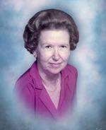 Alice Elizabeth Oldham Sanders (1926 - 2018)