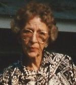 Arlene Goodall (1922 - 2018)