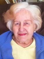 Bernice Gladys Simin (1924 - 2018)