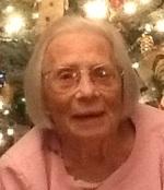 Bertha Holcomb