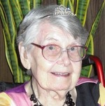 Betty May Brown Porter (1923 - 2018)