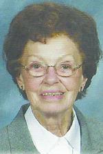 Beulah Mary Hodgson