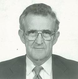 CMSgt. Charles K._Carpenter, USAF (Ret.)