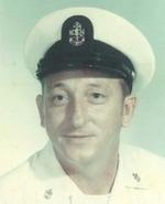 """CPO Clifford Paul """"CP"""" Thompson, Jr. USN (Ret.) (1936 - 2018)"""
