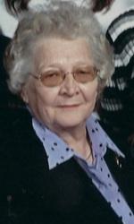 Daisy Mae Baker McGrady