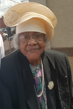 Deaconess Rosa May Deane (1922 - 2018)