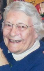 Delphine Dowgiert (1925 - 2018)