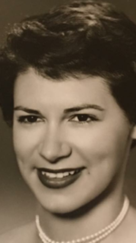 Dolores Mae Hartnell (1929 - 2018)