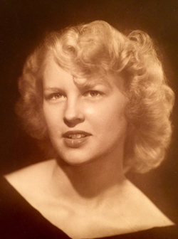 Dorothy Mae_Mentz Walker