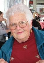 Dorothy Thomas (1920 - 2017)
