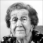 Edith, P. (DelVecchio) Silvestri (1917 - 2018)
