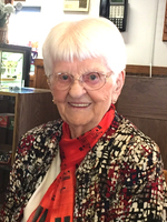 Eileen Kubista (1922 - 2017)