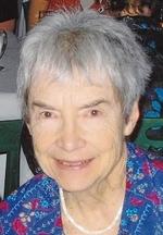 Elaine Anita Kringen (1923 - 2018)