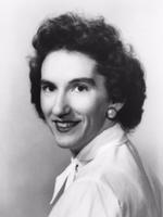 Elizabeth Hill (1924 - 2018)