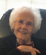 Elizabeth Joyce Ferrin Mostrom (1924 - 2018)