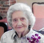 Elizabeth Ross Elkins (1924 - 2018)
