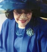 Elizabeth Rouse Byrdsong (1924 - 2018)