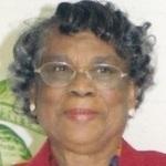 Ethel Munden Morgan (1922 - 2018)