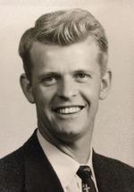 "Eugene ""Gene"" Harry Nyquist (1929 - 2018)"