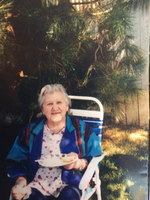 Eveline Jennevive Johnson (1934 - 2018)