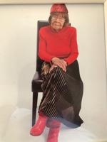 "Evelyn ""Tot"" Jewel (White) Benjamin (1918 - 2018)"