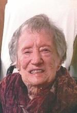 Frances Lucille Crescio (1916 - 2018)