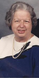 Frances Waters
