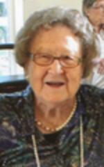 Geneva Perry Clark (1924 - 2018)