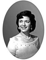 Germaine Lee (Lopes) Rosenquist (1934 - 2018)