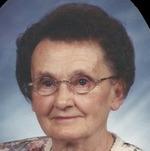 Gladys F. Weaver