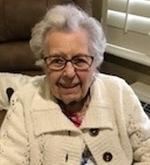 Gladys Marie Litzenberger (1915 - 2018)