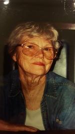 Harriet Benson Turner (1922 - 2018)