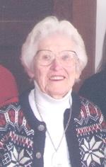 Hazel Irene Musgjerd (1925 - 2018)
