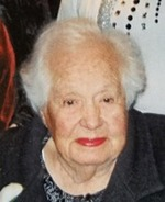 Hope Burger Hellman (1916 - 2018)