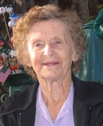 Ina May Sewell (1921 - 2018)