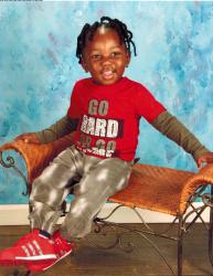 Infant Shedrick D._Fambles Jr.