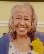 Isabella Dumas Jackson (1924 - 2018)