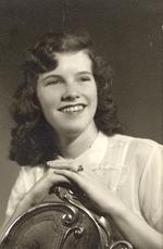 Jane Frances Collins (1936 - 2017)