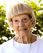 Jeanne Borgman (1925 - 2017)