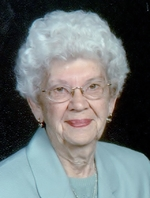 Jessie May Lindberg (1918 - 2017)