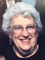 "Josephine ""Jay"" E. Underdahl (1920 - 2017)"
