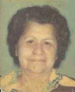 Juanita Gaspard (1919 - 2018)