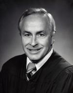 Judge Robert Donald Chapman
