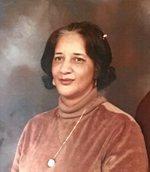 Lillie Mae Edwards (1934 - 2017)